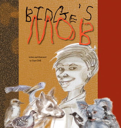 Bidge's Mob BOOK