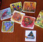 Australian Icon coasters